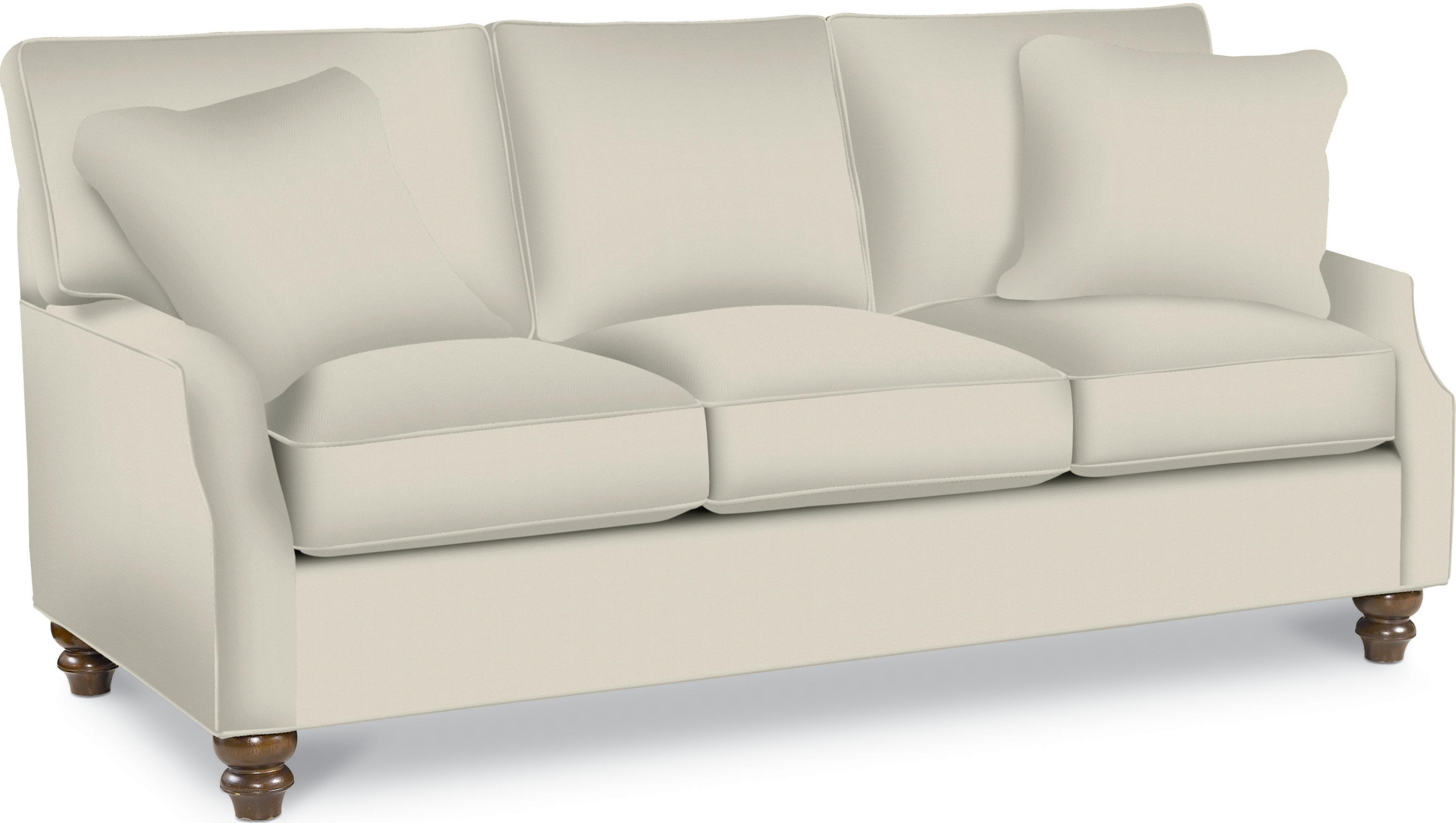 Drexel Drexel Heritage Upholstery Marcello Stationary Sofa | Sprintz  Furniture | Sofas Nashville, Franklin, And Greater Tennessee