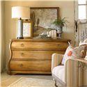 Drexel Heritage® European Market Attre Dresser w/ 3 Drawers - Shown in Room Setting