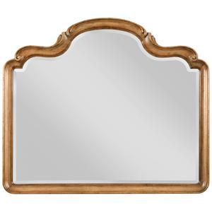Drexel Heritage® European Market Crown Mirror