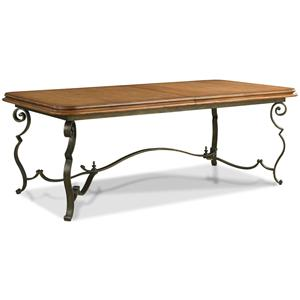 Drexel Heritage® European Market Cecily Dining Table