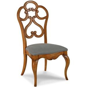 Drexel Heritage® European Market Gentry Side Chair