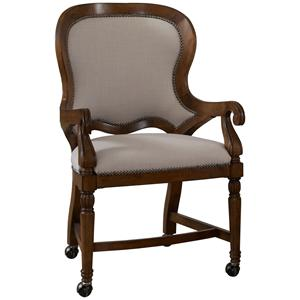 Drexel Gourmet Dining Gamekeeper Party Chair