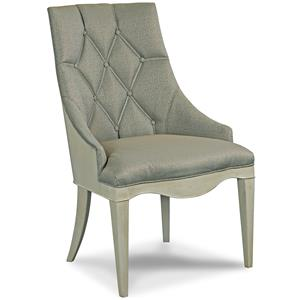 Drexel Olio Classically Appointed Dining Chair