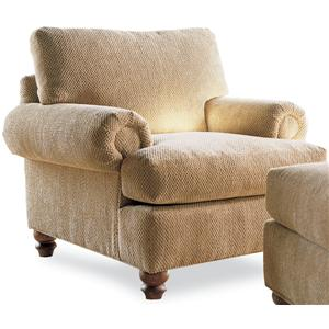 Drexel Heritage® Options Upholstery Program <b>Customizable</b>McDermott Chair