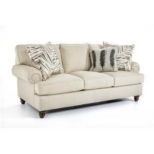 Drexel Heritage® Options Upholstery Program <b>Customizable</b> McDermott Sofa