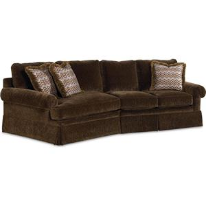 Drexel Heritage® Options Upholstery Program <b>Customizable</b> Natalie Sectional