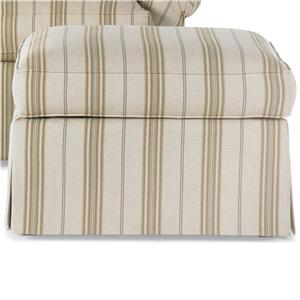 Drexel Heritage® Options Upholstery Program Mackenzie Ottoman