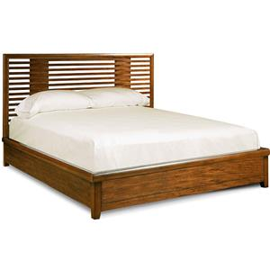 Drexel Heritage® Renderings Definition Queen Bed