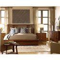 Drexel Heritage® Renderings Definition Queen Modern Platform Bed