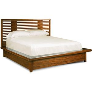 Drexel Heritage® Renderings Queen Latitude Bed