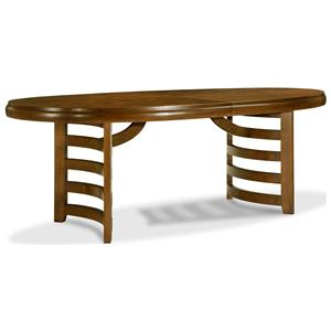 Drexel Heritage® Renderings Leade Oval Dining Table