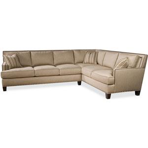 Drexel Heritage® Upholstered Accents Breland Sectional