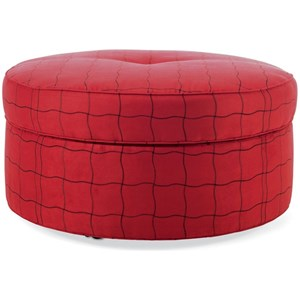 Drexel Heritage® Upholstered Accents Alan Ottoman
