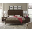 Drexel Valmoral Transitional Queen Panel Bed