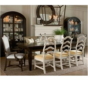 Drexel Viage  Table and Chair Set