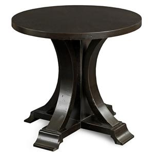 Drexel Viage  Round About Accent Table
