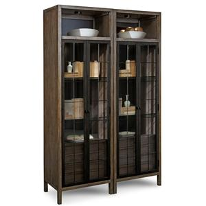 Drexel Viage  New World Cabinet
