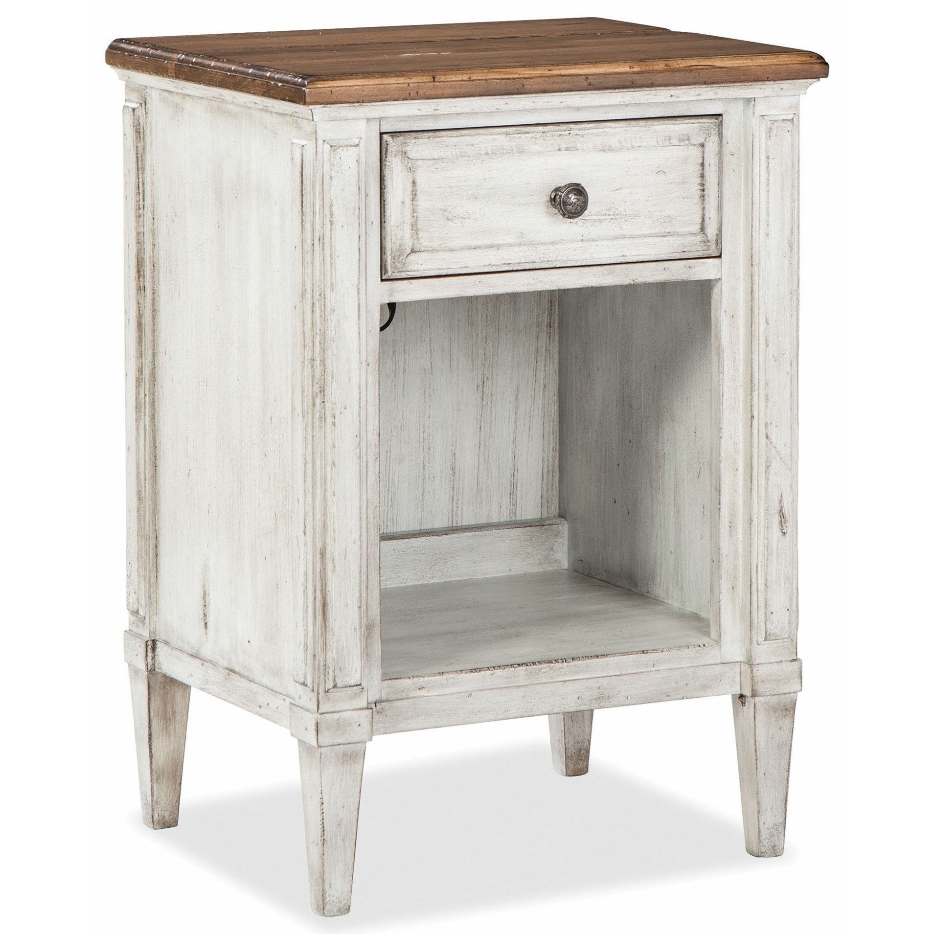 Escarpment Nightstand by Durham at Stoney Creek Furniture