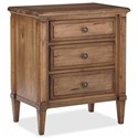 Durham  Escarpment Nightstand - Item Number: 181-203
