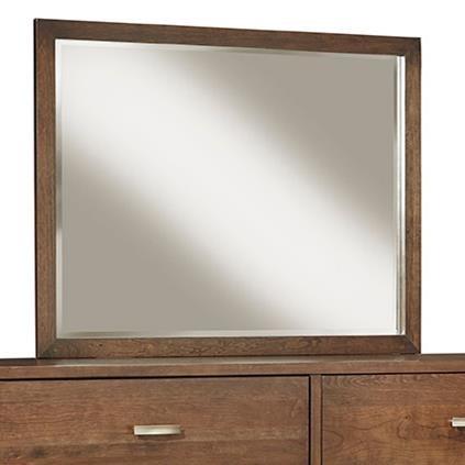 Defined Distinction Vertical Frame Mirror by Durham at Stoney Creek Furniture
