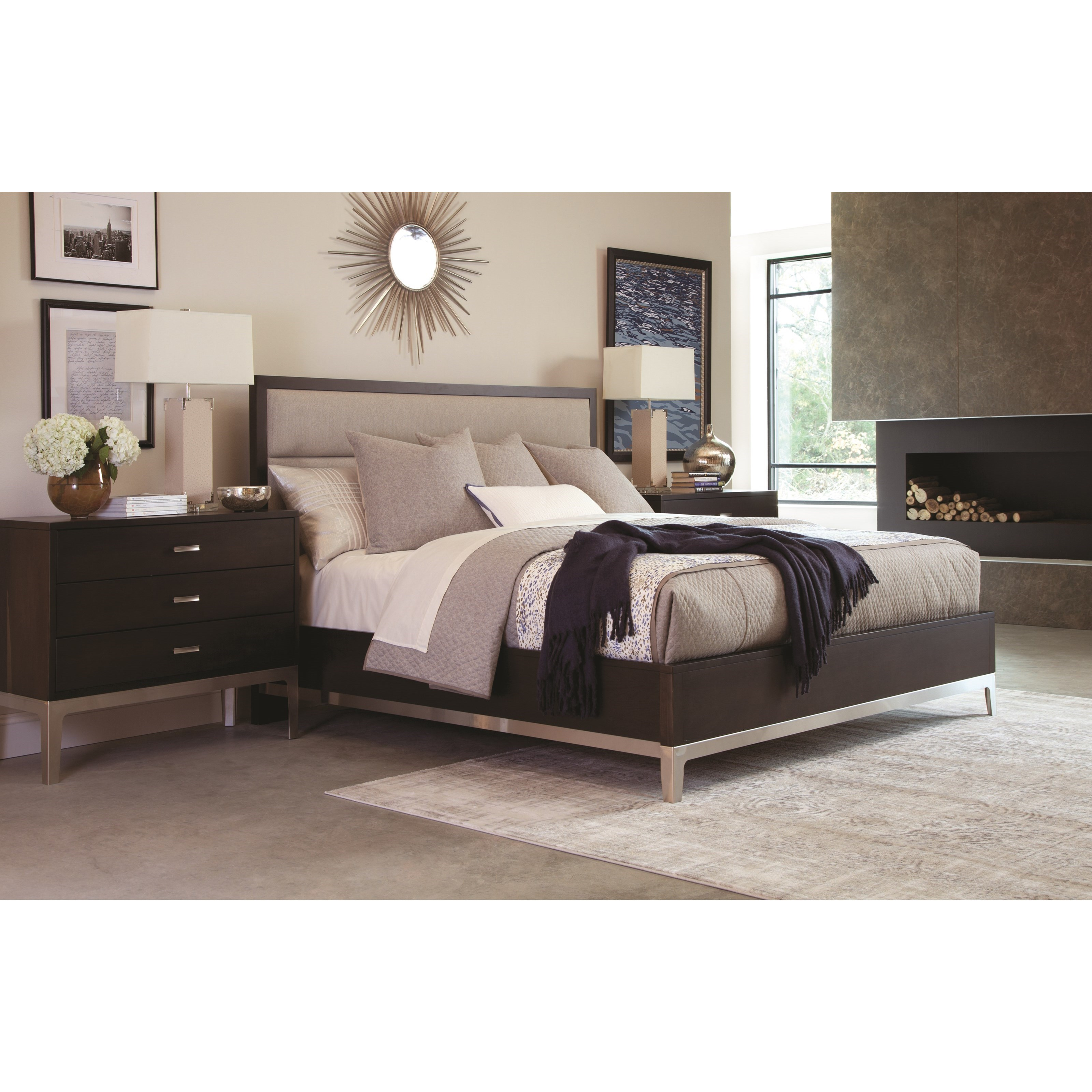 Defined Distinction Queen Bedroom Group by Durham at Stoney Creek Furniture