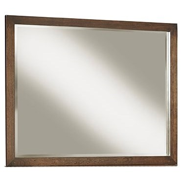 Defined Distinction Mirror by Durham at Stoney Creek Furniture