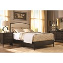 Durham Dunns Valley Queen Bedroom Group - Item Number: 142 Q Bedroom Group 1