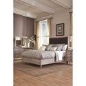 Durham Dunns Valley Queen Upholstered Panel Bed