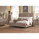 Durham Dunns Valley Queen Panel Bed