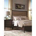 Durham Dunns Valley King Upholstered Panel Bed