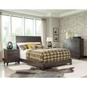 Durham Front Street Queen Bedroom Group - Item Number: 151 Q Bedroom Group 1