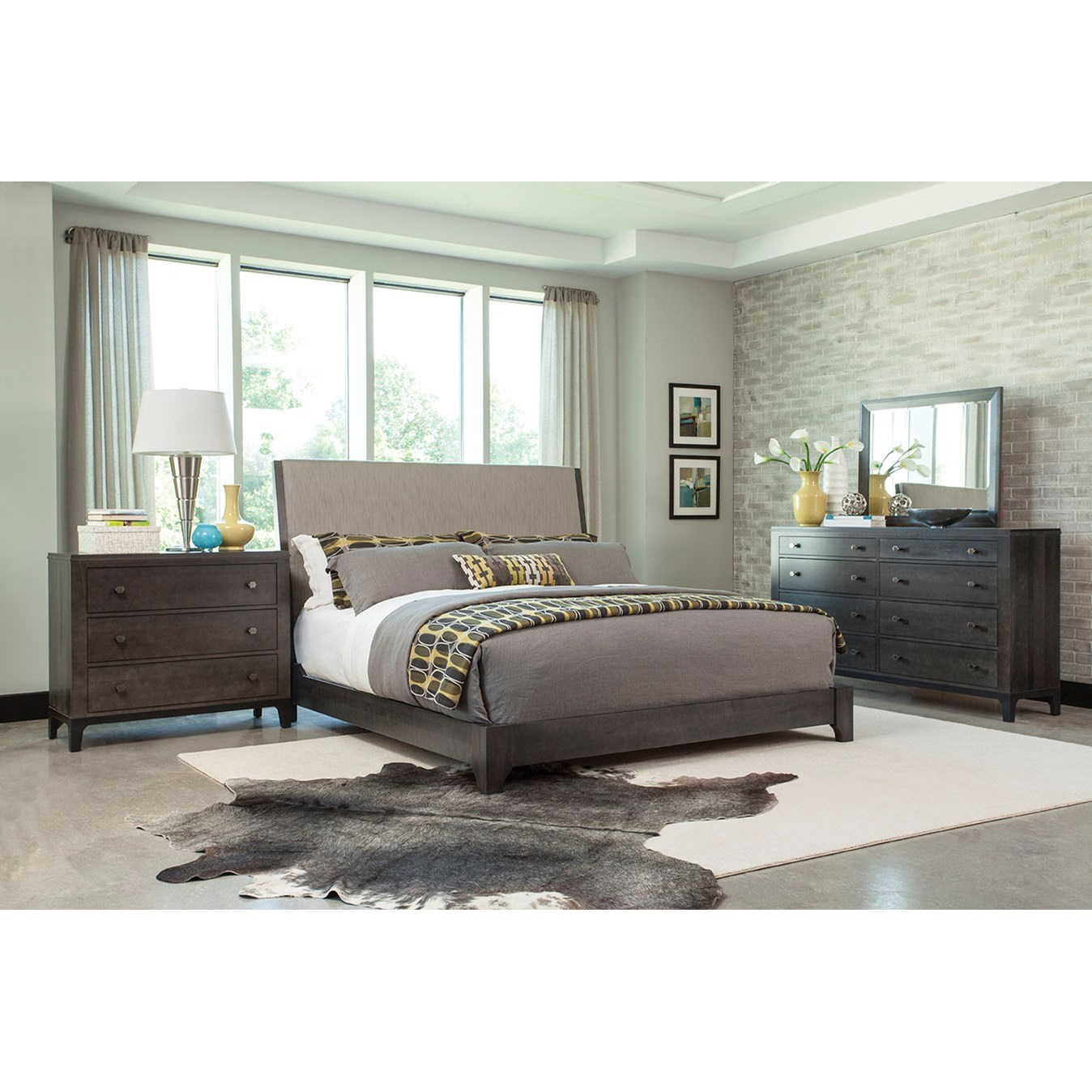 Front Street Queen Bedroom Group by Durham at Stoney Creek Furniture