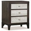 Durham Front Street Night Stand - Item Number: 151-203M