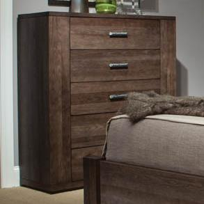 Durham King and Main Drawer Chest