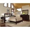 Durham Manhattan  King Bedroom Group - Item Number: 227 K Bedroom Group 2