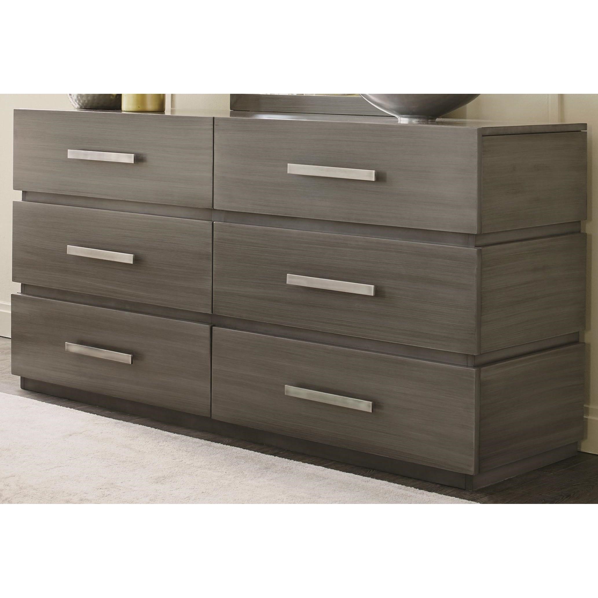 Double dresser modern simplicity