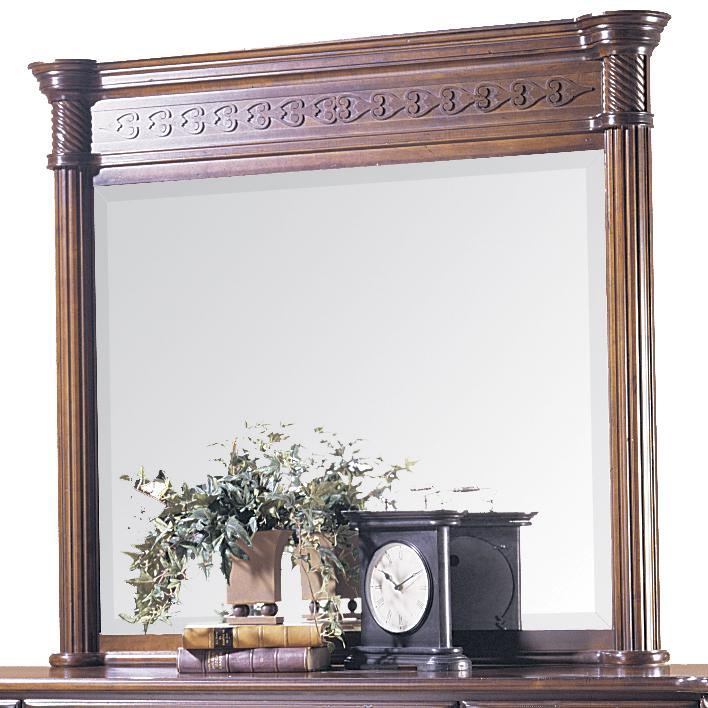George Washington Architect Landscape Mirror by Durham at Stoney Creek Furniture