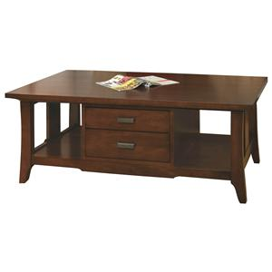 Westwood Drawer Cocktail Table