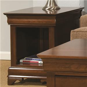 Durham Occasional Tables Durham Louis Phillipe End Table
