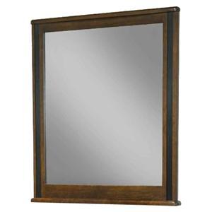 Durham Parkwood  Vertical Mirror