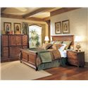 Durham Saville Row Nightstand - 980-203