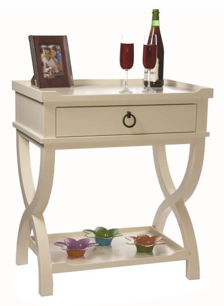 durham solid choices desserte night table   stoney creek furniture