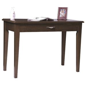"Durham Solid Choices 42"" Contemporary Writing Table"
