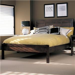 Durham Soma  Panel Bed