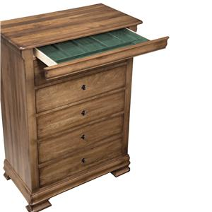 Durham Vineyard Creek  Drawer Chest