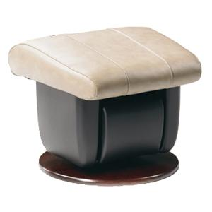 Dutalier Monaco  Contemporary Styled Ottoman for Gliding Swivel Chair