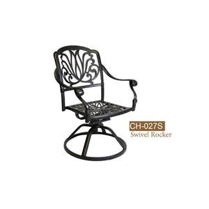 Swivel Dining Chair With CUSHION