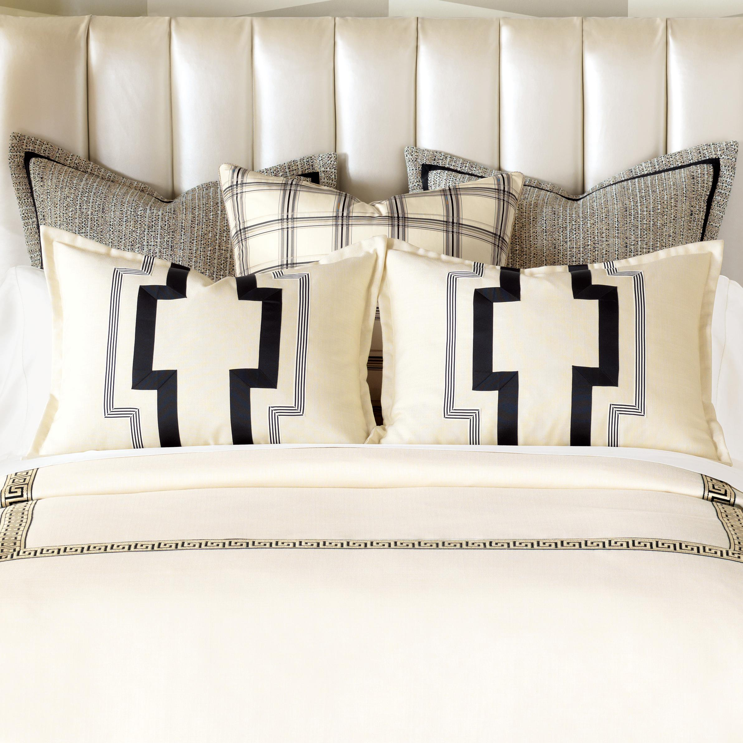 Abernathy Bolster Sham by Eastern Accents at Alison Craig Home Furnishings