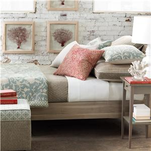 Eastern Accents Aliva Cal King Bed skirt