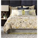 Eastern Accents Caldwell Twin Hand-Tacked Comforter - Item Number: DVT-314T